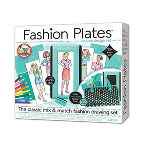 Kahootz Fashion Plates Large Kit-Toys-Babysupermarket