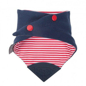 Checky Chompers Neckerchew Teething Bandana Bib-Baby Care-Babysupermarket