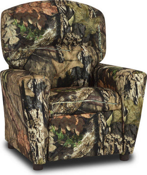 Kangaroo Trading Furniture Kangaroo Trading Child Recliner Mossy Oak Country