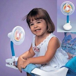 Kel Gar Clip on Child Stroller Fan-Baby Gear-Babysupermarket