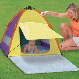 Kel Gar Kwik Cabana Tent and Sun Dome Sun Stop r with Shade-Baby Gear-Babysupermarket