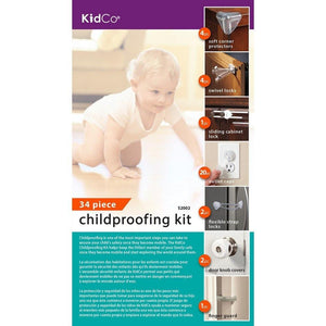 Kidco Child Proofing Kit-Baby Care-Babysupermarket