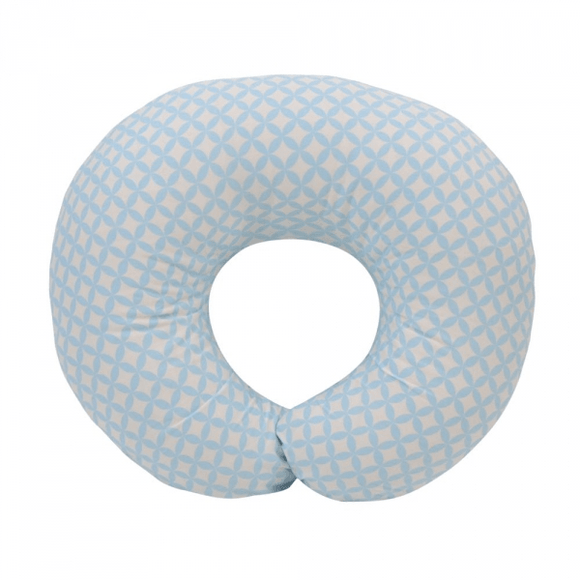 Kidiway KidiComfort Nursing Support Pillow Diamond Blue-Baby Care-Babysupermarket