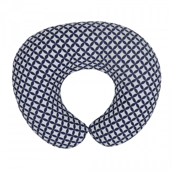 Kidiway KidiComfort Nursing Support Pillow Diamond Navy-Baby Care-Babysupermarket