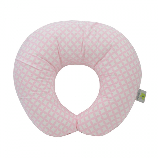 Kidiway KidiComfort Nursing Support Pillow Diamond Pink-Baby Care-Babysupermarket