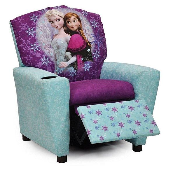 Kidz World Disney Frozen Kid S Recliner