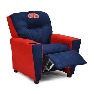 Kidz World Collegiate Kid's Recliner-Toys-Babysupermarket