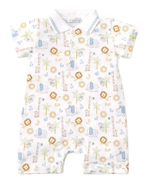 Babysupermarket Kissy Kissy Jungle Joy Short Playsuit