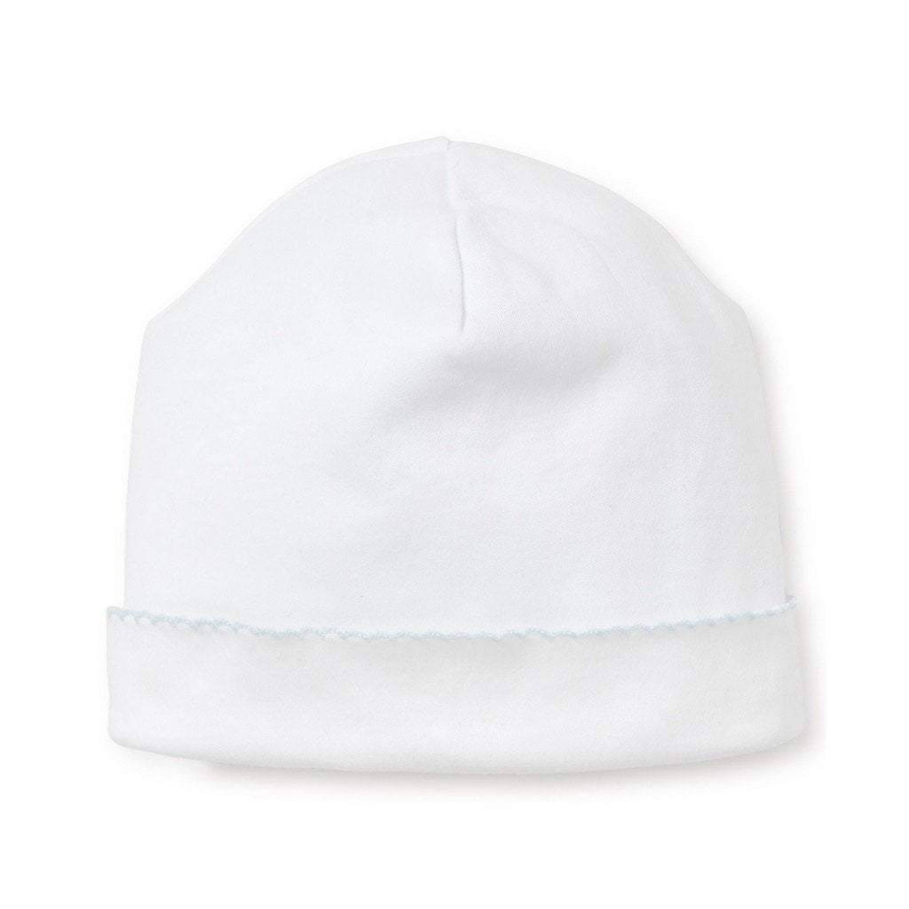 Kissy Kissy Infant Apparel Preemie / White Kissy Kissy Preemie, Newborn, or Infant Skull Cap