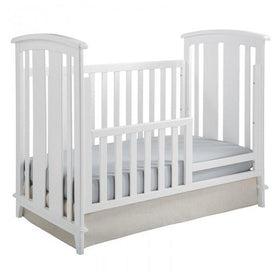 Kolcraft 3-in-1 Crib Toddler Conversion Rail For Elan White-Furniture-Babysupermarket