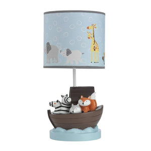 Lambs and Ivy Nursery Decor Lambs and Ivy Two of a Kind Nursery Lamp with Shade