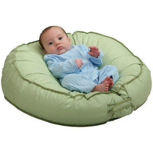 Leachco Podster Infant Lounger Green-Baby Care-Babysupermarket