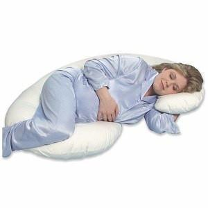 Leachco Snoogle Total Pregnancy Body Pillow Original-Baby Care-Babysupermarket