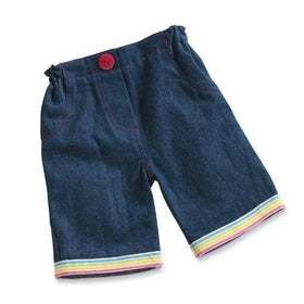 Lee Middleton Baby Play Doll Ribbon Capris Pants-Dolls-Babysupermarket