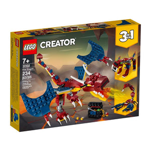 LEGO Toys Lego 31102 Fire Dragon
