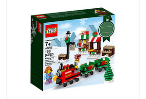 LEGO Toys Lego Christmas Train Ride 40262