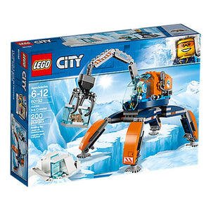 LEGO Toys LEGO City Arctic Expedition Arctic Ice Crawler 60192
