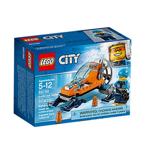 LEGO Toys LEGO City Arctic Expedition Arctic Ice Glider 60190