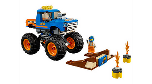 LEGO Toys LEGO City Great Vehicles Monster Truck 60180