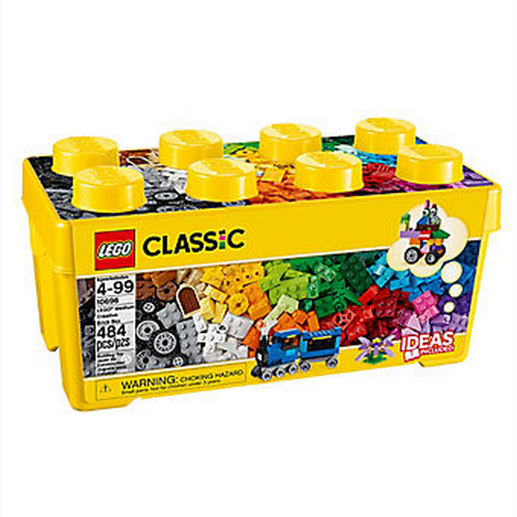LEGO Toys LEGO Classic Medium Creative Bricks