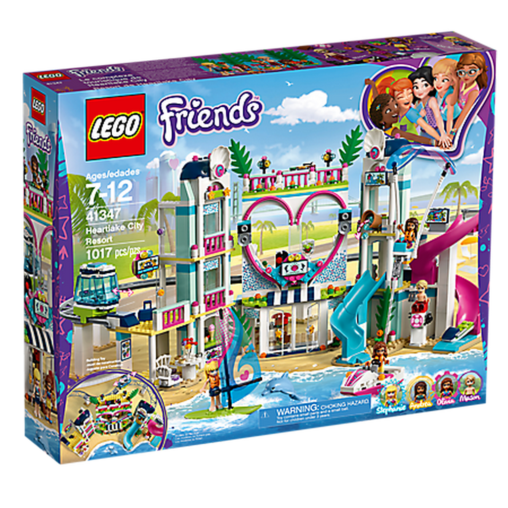 LEGO Toys LEGO Friends Heartlake City Resort 41347