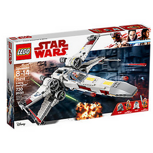 LEGO Toys LEGO Star Wars X-Wing Starfighter 75218