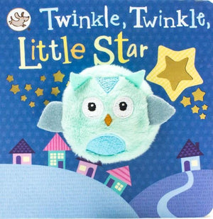 Little Learner Twinkle Twinkle Little Star Puppet Book-Toys-Babysupermarket
