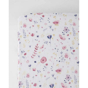 Little Unicorn Nursery Decor Little Unicorn Cotton Muslin Crib Sheet Fairy Garden