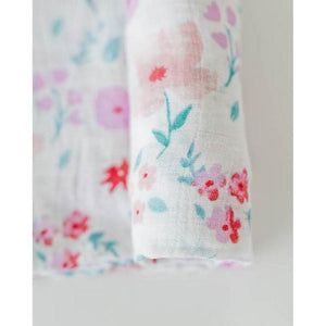 Little Unicorn Nursery Decor Little Unicorn Cotton Muslin Swaddle Blanket Morning Glory