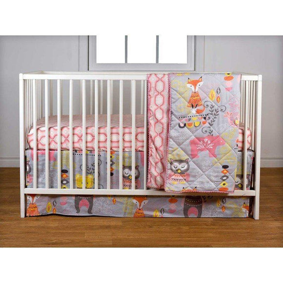 Lolli Living Enchanted Garden Baby Bed Bedding Set-Nursery Décor-Babysupermarket