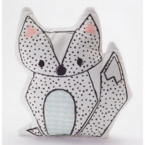 Lolli Living Sparrow Pillow Fox-Nursery Décor-Babysupermarket