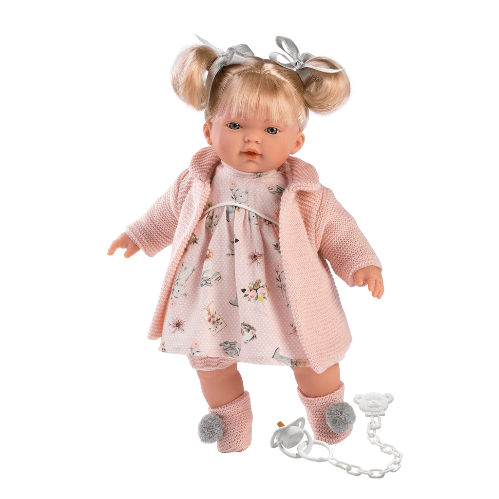 "Llorens Dolls Dolls Llorens Ava 13"" Crying Doll"