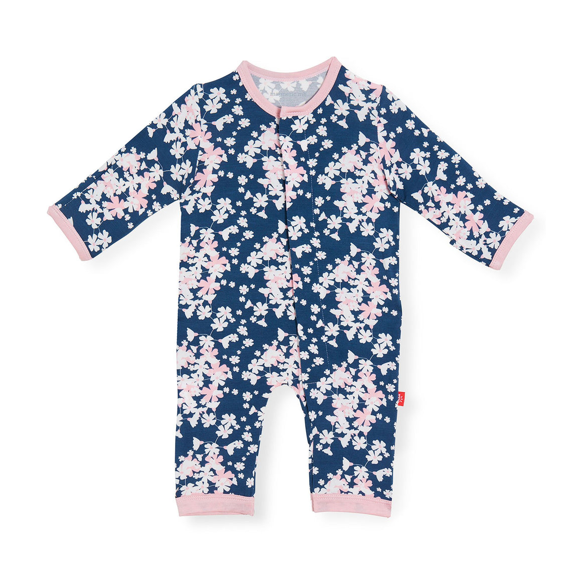 Magnificent Baby Apparel Magnetic Me Aberdeen Modal Coverall
