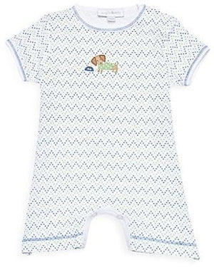 Magnolia Baby Apparel 3 MO / Multi Magnolia Baby Dog Days Short Playsuit