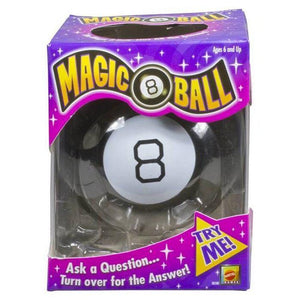 Mattel Magic 8 Ball-Toys-Babysupermarket