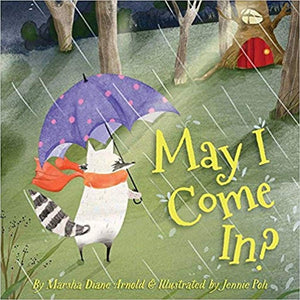 Cherry Lake Publishing Gifts & Apparel May I Come In? Children's Hardcover Book by Marsha Diane Arnold