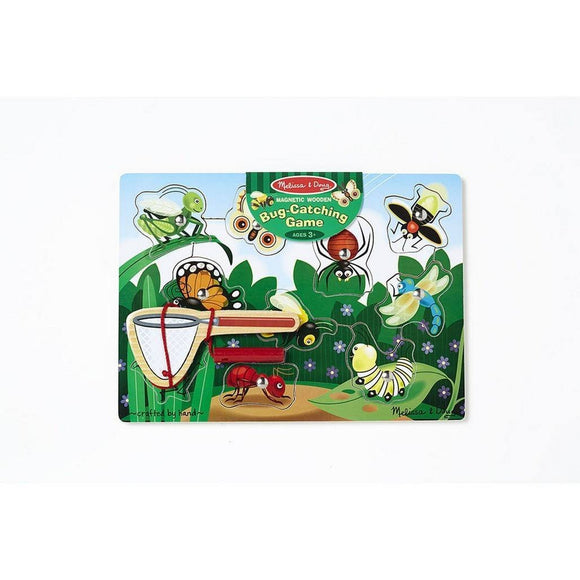 Melissa & Doug Bug-Catching Magnetic Game-Toys-Babysupermarket