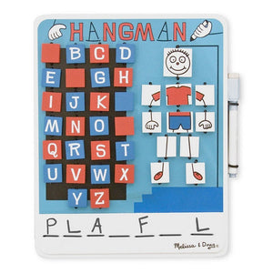 Melissa & Doug Flip to Win Hangman Travel Game-Toys-Babysupermarket