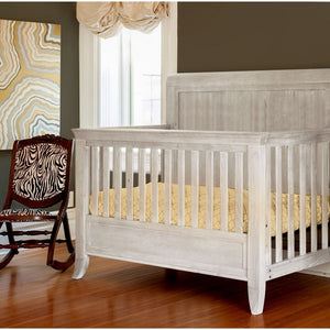 Milk Street Baby Furniture Milk Street Baby Cameo Sleigh Convertible Crib