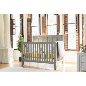 Milk Street Baby Relic Batten Crib-Furniture-Babysupermarket