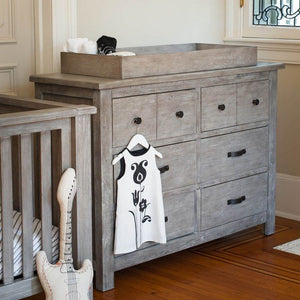 Milk Street Baby Furniture Milk Street Baby Relic 6 Drawer Double Dresser