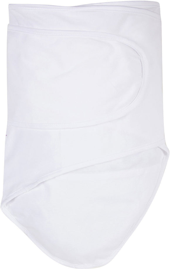 Miracle Blanket Infant Swaddler Blanket Solid White-Gifts & Apparel-Babysupermarket