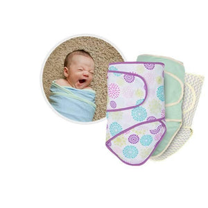 Miracle Blanket Infant Swaddler Blanket Aqua-Gifts & Apparel-Babysupermarket