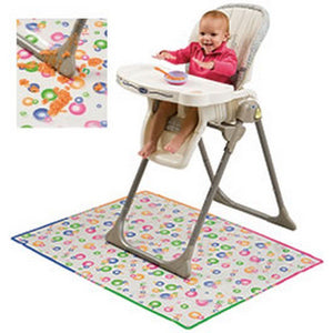 Mommy's Helper Baby Gear Mommy's Helper High Chair No Mess Splat Mat