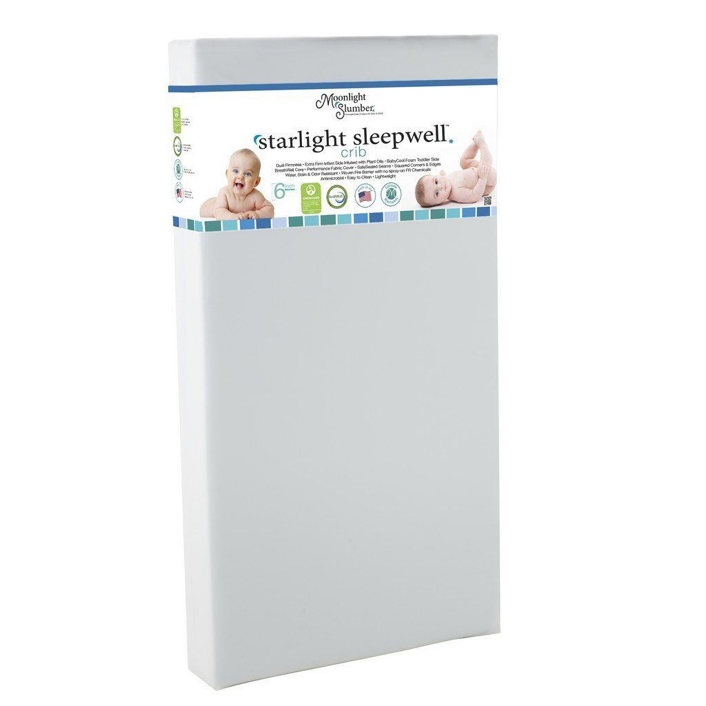 Moonlight Slumber Sleepwell Crib Mattress-Furniture-Babysupermarket