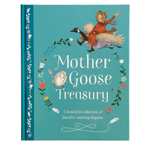 Cottage Door Press Gifts & Apparel Mother Goose Treasury Nursery Rhymes Book