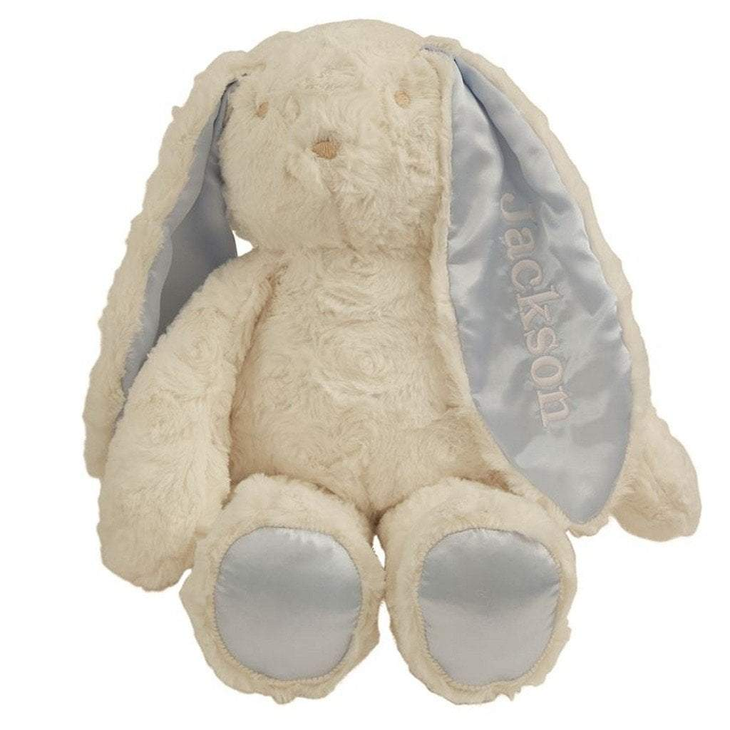 MUDPIE MUD PIE Blue Floppy Eared Bunny Plush