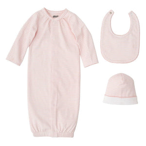 MUDPIE Gifts & Apparel 3-6 months / Pink MUD PIE Pink Layette Gift Set