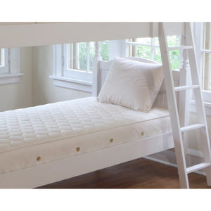 Naturepedic Organic Cotton 2 in 1 Ultra Full Mattress-Furniture-Babysupermarket