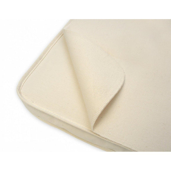 Naturepedic Organic Waterproof Bassinet Flat Protector Pad-Furniture-Babysupermarket